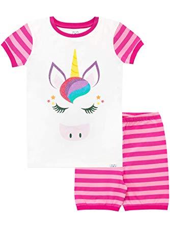 pigiama unicorno estivo