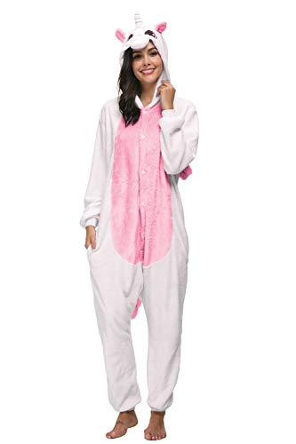 pigiama unicorno lath.pin rosa