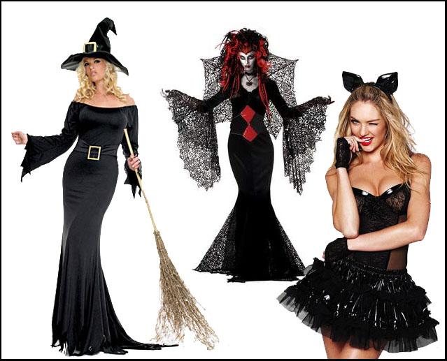 costumi halloween 2017