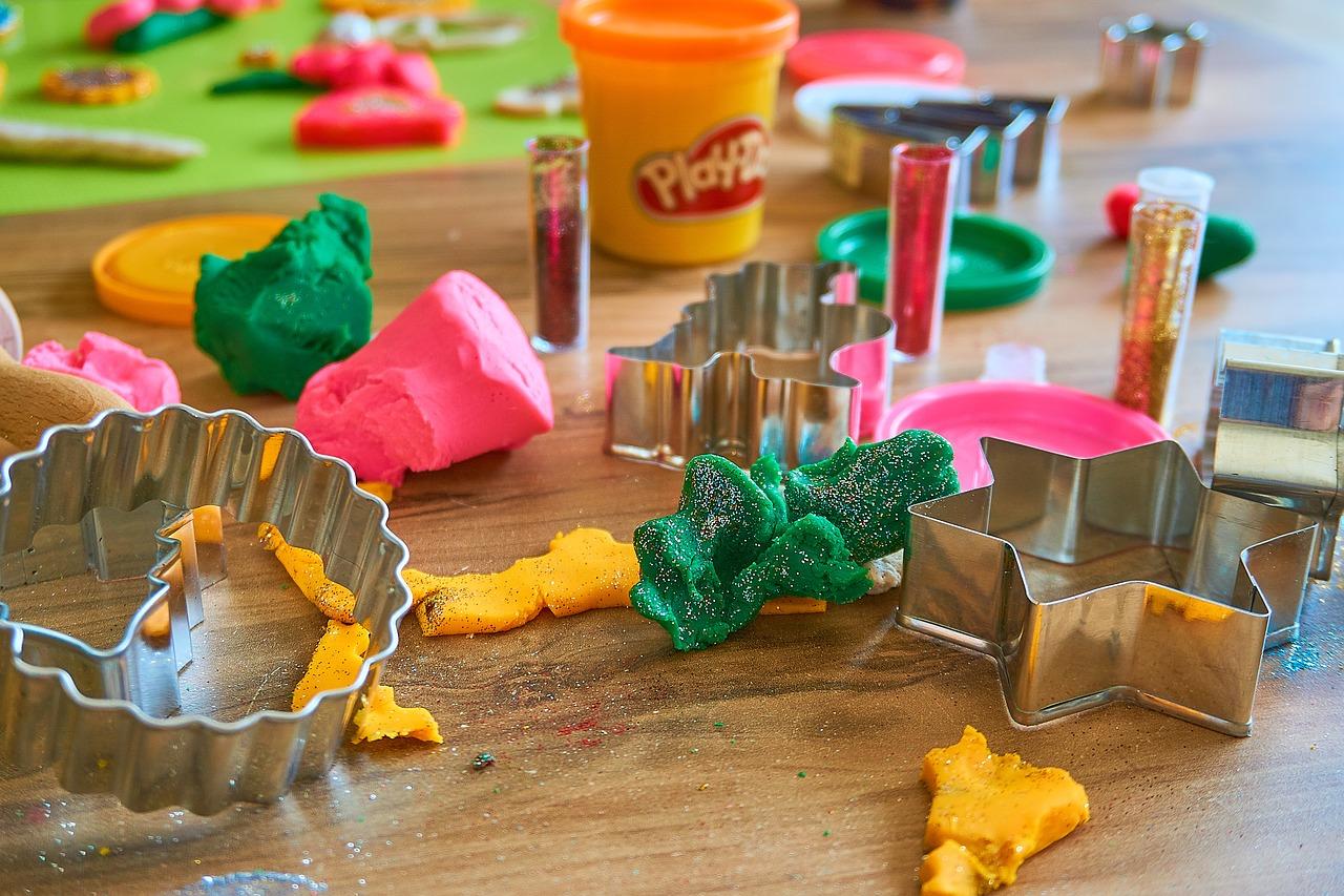 PLAY-DOH LA PIZZERIA PIZZA pasta modellabile B7418EU4 HASBRO nuovo-Italia