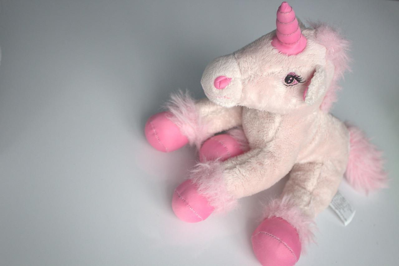 unicorno peluches
